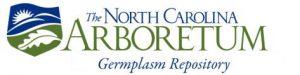 The North Carolina Arboretum logo www.ncarboretum.org